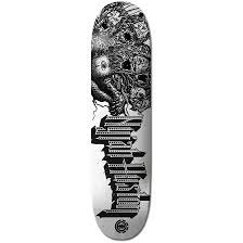 Element Lion Array Skateboard Deck - Nyjah 8.0