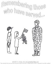 Veterans Day Coloring Sheet Printables For Kids Free Word Search Puzzles Pages And Other Activities