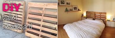 Full Image For Surprising Bedroom On Diy Pallet Headboard King 104