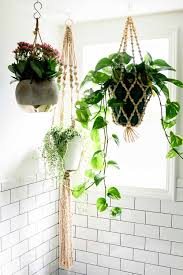 Plants In Bathroom Feng Shui by Before U0026 After A Modern Bohemian Fixer Upper In Southern