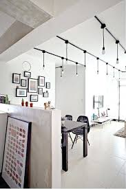 wall track lighting best industrial ideas on mounted kits