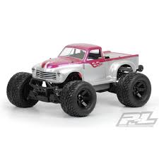 100 50s Chevy Truck Proline Racing PRO325500 Early 50S Body For Nitro Electric Stampede
