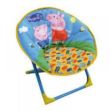 siege lune hello peppa pig moon seat great kidsbedrooms the children bedroom