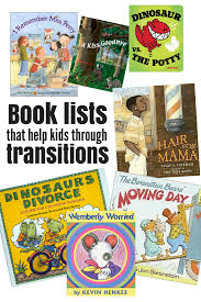 Halloween Picture Books For Kindergarten by Book Lists That Help Kids Through Transitions No Time For Flash