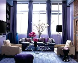 Grey And Purple Living Room by Purple Living Rooms Natural And Blended Tones Purple And Grey