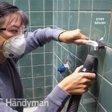 regrout wall tile family handyman