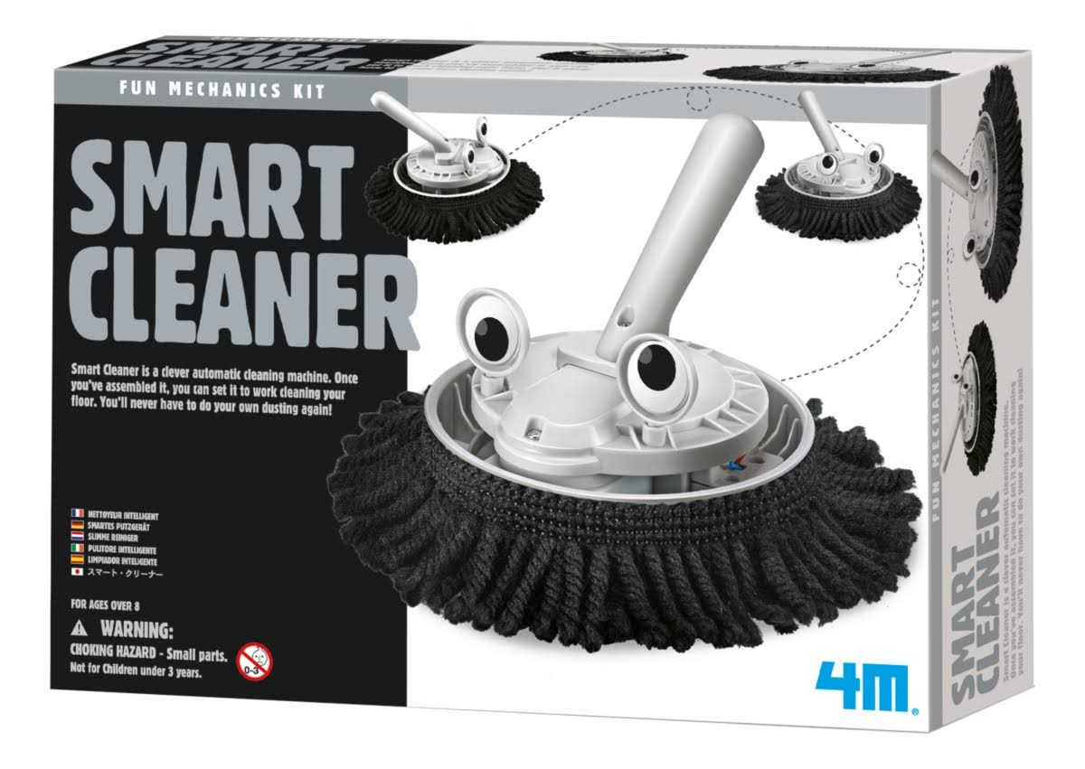 4M 3017 Smart Cleaner Building Kit