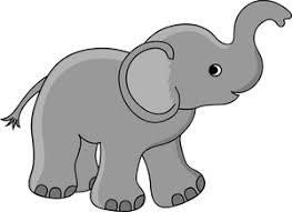 Free Baby Elephant Clipart Image 0515 1005 2517 5941