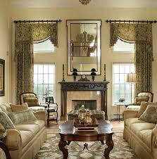 Fabulous Valances For Living Room Windows Also Perfect Window