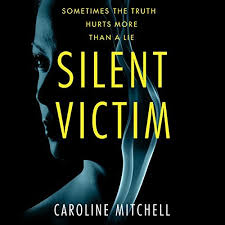 Silent Victim Audiobook Cover Art