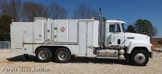 100 Lube Truck For Sale 1996 Mack CH613 Fuel And Lube Truck Item DE3603 SOLD Ma