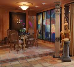 Moroccan Inspired Dining Room