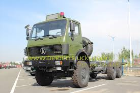 100 All Wheel Drive Trucks Promotional Beiben 2636 Tractorbeiben 2636