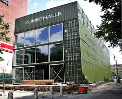 100 Cargo Container Buildings Shipping Homes Platoon Kunsthalle Berlin Germany Find 20