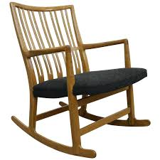 Rocking Chair ML-33 Hans J. Wegner/Mikael Laursen, 1940, First ... Parker Converse Custom Rocking Chairs 10 Best 2019 Building A Modern Plywood Chair From One Sheet Modern To Buy Online Beachcrest Home Kandace Reviews Wayfair 18 Various Kinds Of Simple Wooden To Get And Use In Your Kirkton House Accent Aldi Uk Sika Design Nanny Exterior Touchgoods