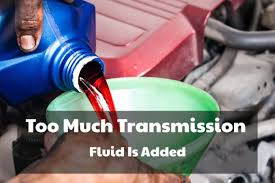 100 What Transmission Is In My Truck Happens When Too Much Fluid Added