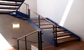 Modern Stair Railing Hardware : Modern Stair Railing Design ... Best 25 Modern Stair Railing Ideas On Pinterest Stair Contemporary Stairs Tigerwood Treads Plain Wrought Iron Work Shop Denver Stairs Railing Railings Interior Banister 18 Best Jurnyi Lpcs Images Banisters Decorations Indoor Kits Systems For Your Marvellous Staircase Wall Design Decor Tips Rails On 22 Innovative Ideas Home And Gardening