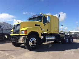 2018 MACK PINNACLE CHU613 For Sale In Houston, Texas | TruckPaper.com