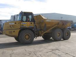 Articulated Dump Trucks For Hire In Scotland
