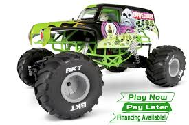 100 Grave Digger Monster Truck Videos Axial SMT10 4WD RTR AX90055