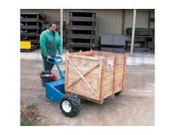 4000 LB Gas Powered All Terrain Pallet Jack With 48
