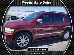 Used 2009 Infiniti QX56 For Sale In Claremore, OK 74017 Woods Auto ... Infiniti Qx Photos Informations Articles Bestcarmagcom New Finiti Qx60 For Sale In Denver Colorado Mike Ward Q50 Sedan For Sale 2018 Qx80 Reviews And Rating Motortrend Of South Atlanta Union City Ga A Fayetteville 2014 Qx50 Suv For Sale 567901 Fx35 Nationwide Autotrader Memphis Serving Southaven Jackson Tn Drivers Car Dealer Augusta Used 2019 Truck Beautiful Qx50 Vehicles Qx30 Crossover Trim Levels Price More
