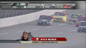 2009 NASCAR Talladega Truck Race Kyle Busch Win - YouTube Weekend Schedule For Talladega Surspeedway Pure Thunder Racing No 22 Truck Will Have A Trumppence Paint Scheme Todd Gliland Goes Wild Ride Nascarcom Fr8auctions Set To Become Eitlement Sponsor Of Truck Bad Boy Mowers Returns To With Make Motsports Lyons Pairs Reaume For Race Speed Sport Free Friday Mechanical Woes Knock Chase Briscoe Out Series Playoffs At Kvapils Good Run Ends In The Big One At New Nascar Flaps Malfunctioning Select Teams News 2014 Freds 250 Camping World