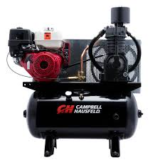 Campbell Hausfeld 30 Gal Portable Gas Powered Air pressor