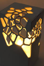 Laser Cut Lamp Shade by Laser Cut Lighting Will Add Luxury To Your Home And Outdoors