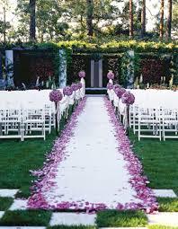 Garden Ideas Rustic Outdoor Wedding Simple
