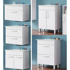 waschbeckenunterschrank stehend günstig kaufen ebay