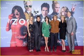 Cast Of Halloweentown by Kristen Wiig Reunties With U0027zoolander 2 U0027 Cast At Berlin Premiere