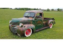 1946 Dodge Pickup For Sale | ClassicCars.com | CC-1148487 1946 Dodge 12ton Pickup For Sale Classiccarscom Cc1104865 Other Chrysler Chevy Ford Gmc Packard Plymouth Wf 1 12 Ton Dump Truck 236 Flat Head 6 Cylinder Very Power Wagon Sale Near O Fallon Illinois 62269 Cc1126578 Information And Photos Momentcar Restored With Dcm Classics Help Blog Cc995187 2018 Ram 1500 Moritz Jeep Fort Worth Tx 1949 With A Cummins 6bt Diesel Engine Swap Depot Hot Rod