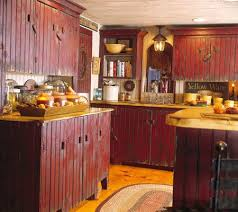 Primitive Kitchen Countertop Ideas by Best 25 Rustic Country Kitchens Ideas On Pinterest Country