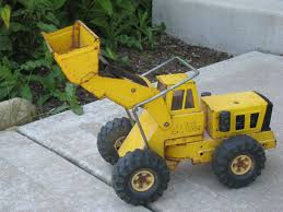 Toy Trucks: Old Tonka Toy Trucks