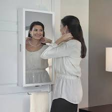 Cabidor Classic Storage Cabinet With Mirror by Best 25 Behind Door Storage Ideas On Pinterest Stacking Shelves