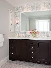 best 25 bathroom wallpaper ideas on pinterest half bathroom