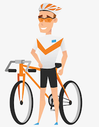 Montar bicicleta material Bicicleta Ride Rider PNG Image para