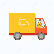 Vector Illustration In Modern Flat Linear Style - Man Courier ... Iveco Daily Lambox Courier Truck Lamar Fed Ex Courier Truck Stock Photos 3 D Service Delivery Icon Illustration 272917331 Sa Country Couriers Regional Aussiefast 1979 Ford Sales Folder Showing Sending Deliver And Photo Nfreight Snapped Up By Dx Group Commercial Motor Falls Into Sinkhole In Ballarat Cbd Photos The Btg Transport Freight Logistics Taxitruck Hawkesbury 2017 Year Of The 1 Ab 247 Same Day Logistics 3d Service Delivery Isolated On White