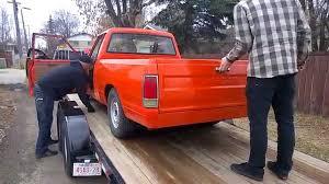 100 1985 Nissan Truck DatRod Part 2 720 V8 YouTube