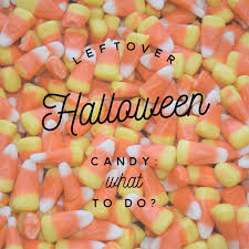 Donate Leftover Halloween Candy by Pearls And Prosecco October 2016