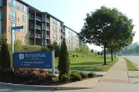 100 Riverpark Apartment Poe Companies Breaks Ground On RiverPark Place 3rd Phase