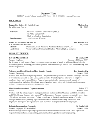 Pleasant Resume Hobbies And Interests Section With Additional Personal On Examples