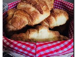 recettes de croissants et pâte feuilletée