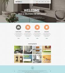 100 Home Design Ideas Website Interior Agency Joomla Template