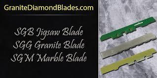 jig saw blades for cutting tile granite porcelain slate