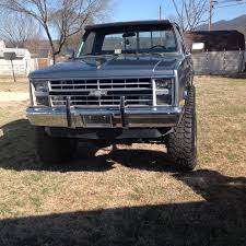 1986 Chevrolet Silverado 1500 K10 5.7l 350 Automatic 4x4 - Used ...