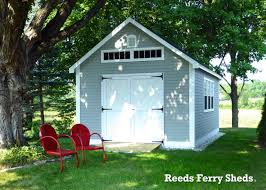 Amish Mikes Sheds by Reeds Ferry Sheds Victorian Cottage With