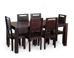 Madera Carol Six Seater Solid Wood Dining Table Set (Mahogany Finish ... Shop Psca6cmah Mahogany Finish 4chair And Ding Bench 6piece Three Posts Remsen Extendable Set With 6 Chairs Reviews Fniture Pating By The Professionals Matthews Restoration Tustin Chair Room Store Antoinette In Cherry In 2019 Traditional Sets Covers Leather Designs Dark Superb 1960s Scdinavian Design Rose Finished Teak Transitional Upholstered Mahogany Ding Room Chairs Lancaster Table Seating Wooden School House Modern Oval Woptional Cleo Set Finish Home Stag Extending Table 4