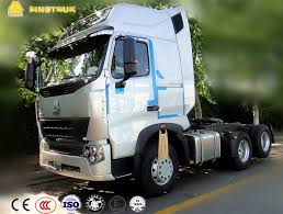 China Sinotruk HOWO A7 6X4 Tractor With Top Quality - China Tractor ...
